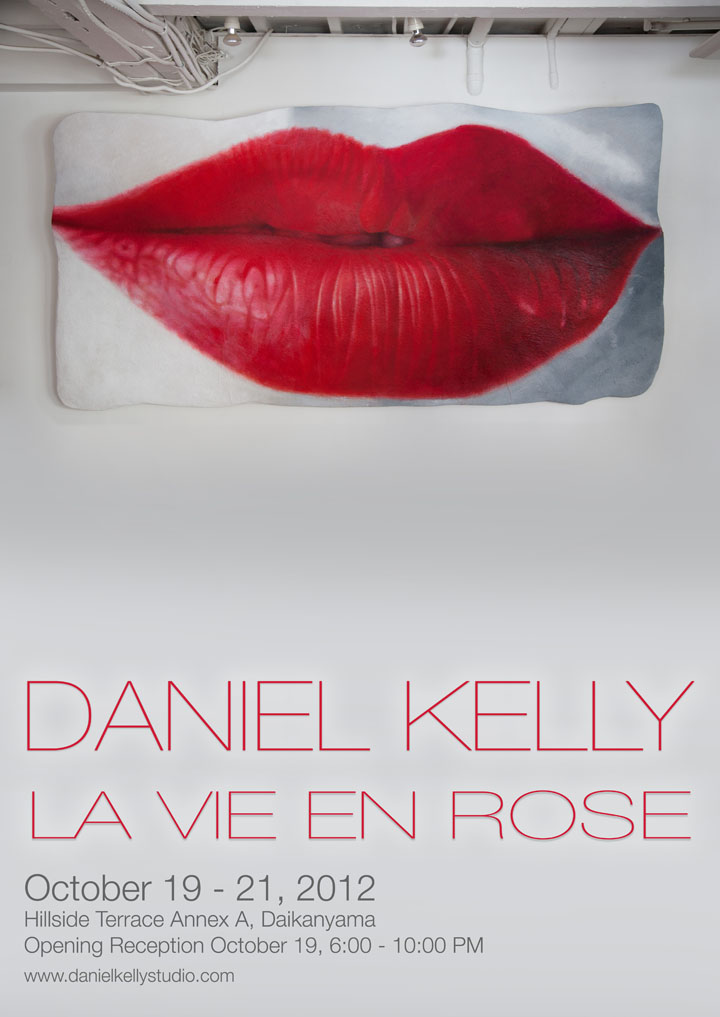 Daniel Kelly LA VIE EN ROSE